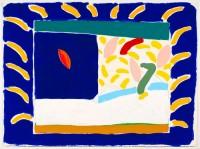 22x30″ acrylic on paper