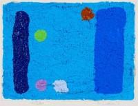 4x5 ¼″ acrylic on paper