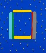 18x16″ acrylic on canvas
