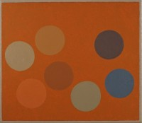 14x16″ alkyd on canvas